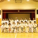 三浦美幸師範 武器講習会・黒帯昇段審査 2013/06/18
